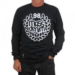 MASS longsleeve BASE long black