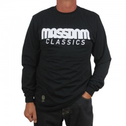 MASS longsleeve CLASSICS long black