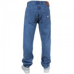 PROSTO spodnie FLAVOUR baggy jeans blue