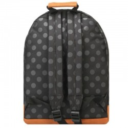 MI PACK plecak ALL POLKA black