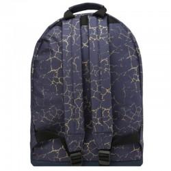 MI PACK plecak CRACKED navy gold