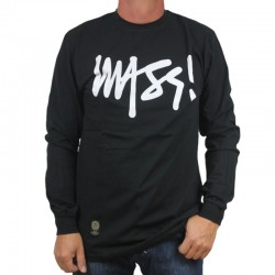 MASS longsleeve SIGNATURE long black