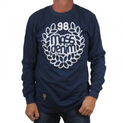 MASS longsleeve BASE long navy