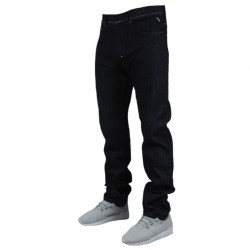 MASS spodnie SIGNATURE jeans rinse