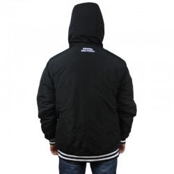MASS kurtka DISTRICT jacket black