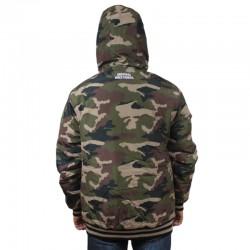 MASS kurtka DISTRICT jacket camo