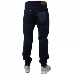 PROSTO jogger STANDARD spodnie dark navy