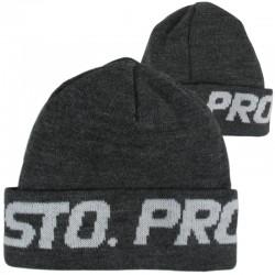 PROSTO czapka AROUND grey