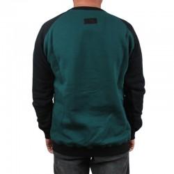 BOR bluza BOR NEW REGLAN klasyk zielony