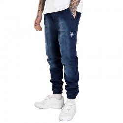 STOPROCENT jogger CLASSIC SJG jeans dark blue