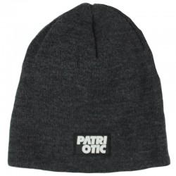 PATRIOTIC czapka CLS GUMKA grafit