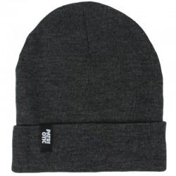 PATRIOTIC czapka CLS wywijana szara