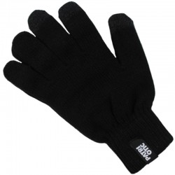 PATRIOTIC rękawiczki CLS do ekranu telefonu black