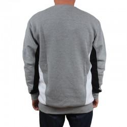 STOPROCENT bluza BBK GLOBE grey