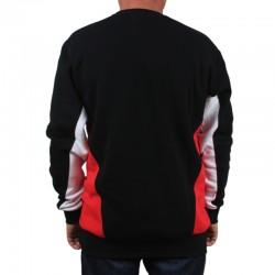 STOPROCENT bluza BBK GLOBE black