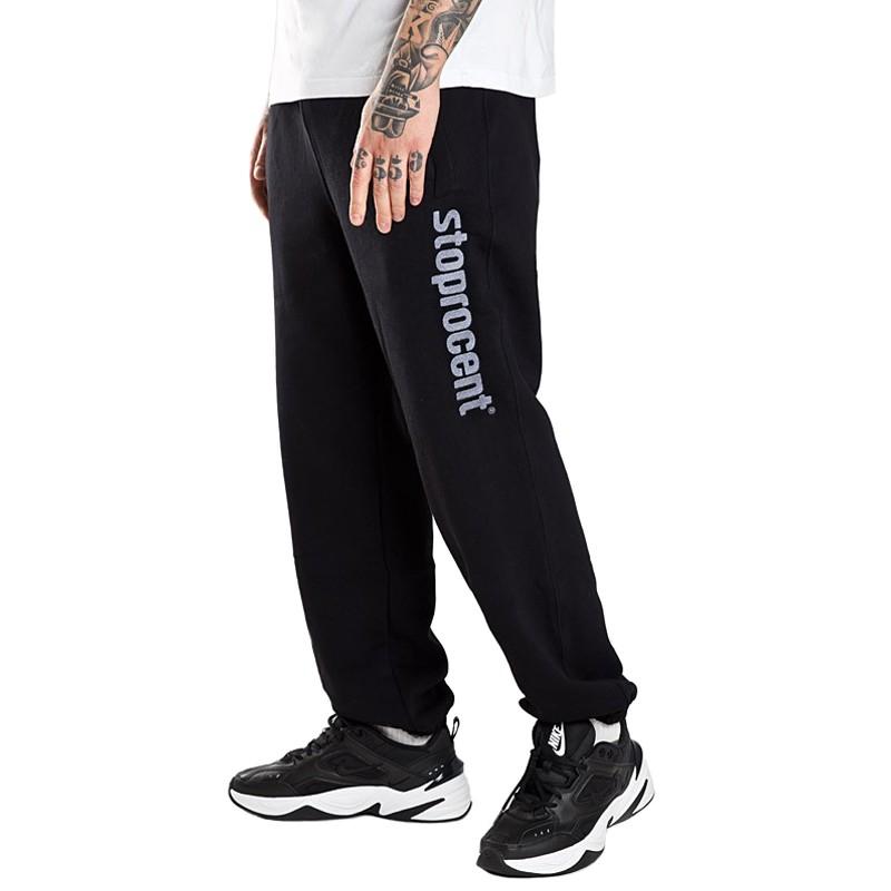 375c1ef1c9 STOPROCENT spodnie UK SIMPLE black - ARI - skateshop