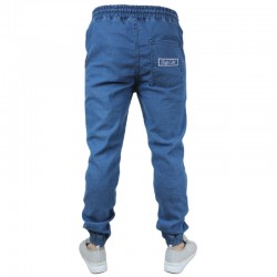 HIGH LIFE jogger HL HAFT jeans guma medium