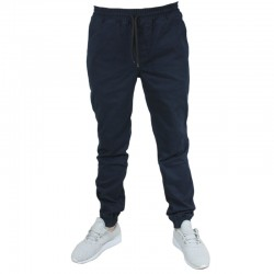 HIGH LIFE jogger HL HAFT Chino guma navy