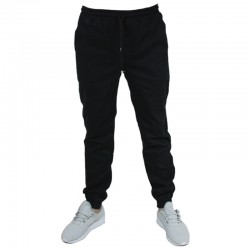 HIGH LIFE jogger HL HAFT Chino guma black