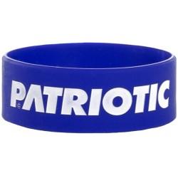 PATRIOTIC opaska FUTURA NEW blue