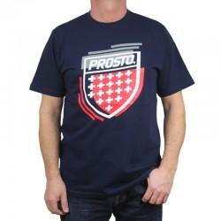 PROSTO koszulka BLAZE navy
