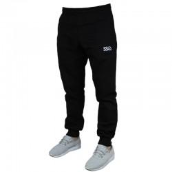 SSG spodnie dres CLASSIC Slim czarny